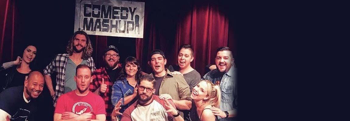 Comedy Mashup Presents:<br>Craig Conant!