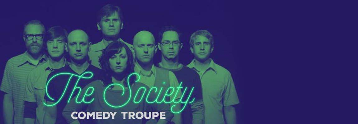 The Society Improv<br>A Night of Laughter